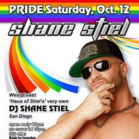 PRIDE Saturday with DJ Shane Stiel @ Heretic