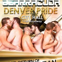 SCRUFF invades Bearracuda Denver this FRIDAY!