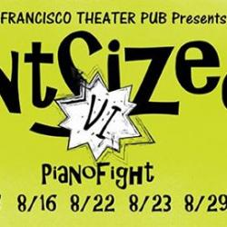 The 2016 Pint-Sized Plays Festival – Presented by San Francisco Theater Pub