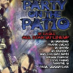 SF Eagle All Star DJ Lineup Folsom Edition