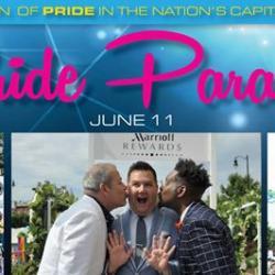 Pride Parade presented by Marriott Rewards