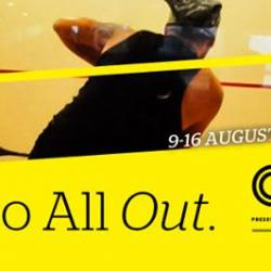 Squash - Gay Games 9