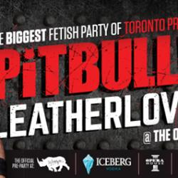 PITBULL - LeatherLove Pride