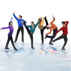 GaySkate before Drag Queens on Ice