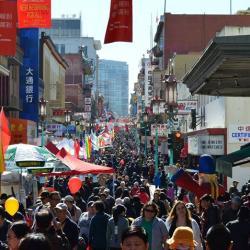 2017 San Francisco Chinese New Year Street Fair