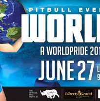 PITBULL - WORLDWIDE PRIDE