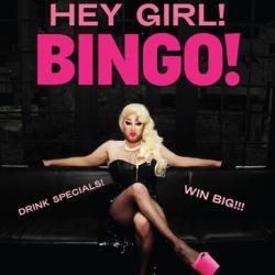 Hey Girl! Bingo!
