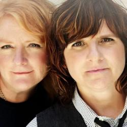Indigo Girls at the Gay Games - Akron, OH