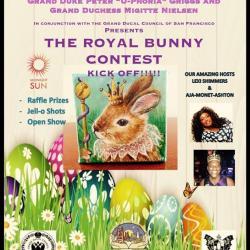 Royal Bunny Contest