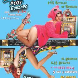Jackpot Sundays † Traver † DJ Haute Toddy † Tye † 2-4-1 Drinks