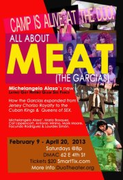All About Meat (The Garcias)