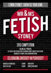 MR & MS Fetish Sydney 2013