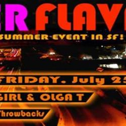 QUEER FLAVA [Special Summer Event!]