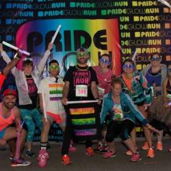PRIDE GLOW RUN - Portland's Sickest Night Walk/Run