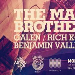 As You Like It with The Martinez Brothers 04.18.14