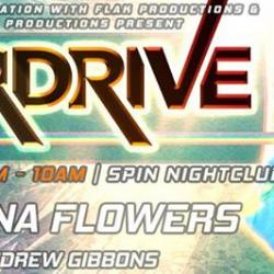 OVERDRIVE - San Diego Pride - DJ Nina Flowers w/ DJ Tristan Jaxx After Hours