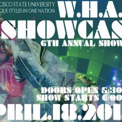 FUSION'S 6th ANNUAL W.H.A.T. SHOWCASE!