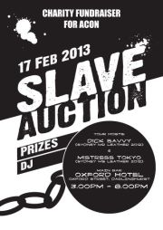 Slave Auction 2013