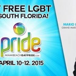 Friday at Miami Beach Gay Pride