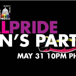Pride Celebration: Women's Party
