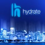 DJ/Producer Seth Cooper at Hydrate for Chicago Pride 2013