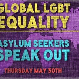 Capital Pride Town Hall: Global LGBT Equality - Asylum Seekers Speak Out