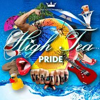 High Tea Pride San Diego Pride Weekend