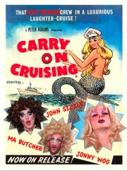GAY BINGO BOAT PARTY - CARRY ON CRUSING