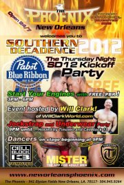 Southern Decadence Kickoff Party