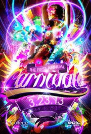 Caffeine and Epic Entertainment Present Carnivale - The First Annual Mardi Gras Masquerade Ball