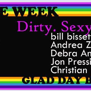 Dirty.Sexy.Queer. - A PROUD VOICES Reading