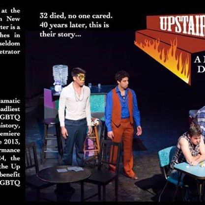 UPSTAIRS, the Musical: New Orleans World Premiere!