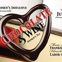 CAPITAL PRIDE : Women's Chocolate & Wine