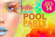 FlawLes Pride Pool Party 2013