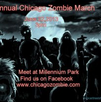 6th Annual Chicago Zombie March!