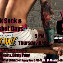 Pink Sock & the Pocket Gays Present POW!