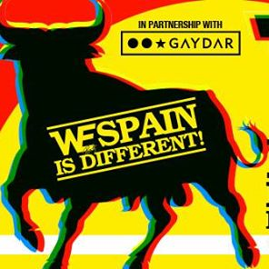 WE PARTY PRIDE MADRID 2013