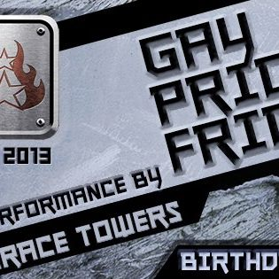 HAUS OF STIEL - SF GAY PRIDE FRIDAY!!! SHANE STIEL'S SF BDAY BASH!!!