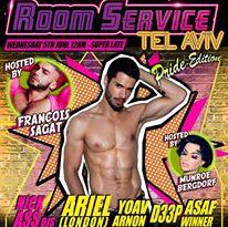 Room Service: Tel Aviv Pride Edition