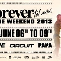 FOREVER TEL AVIV PRIDE WEEKEND 2013