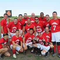 TGFL's Tournament Team:  The Toronto Mounties - Pride Bowl VI