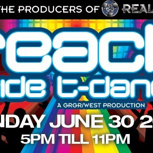 REACH Pride T-Dance - TONIGHT