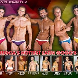 Club Papi San Francisco - The Brown Party - SF Pride Wknd