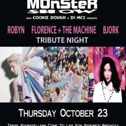 Robyn & Florence & Bjork - The STORYTELLERS Show