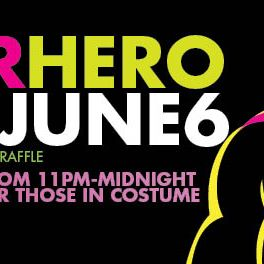 Capital Pride's Superheroes Bash