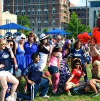 3rd Annual Stonewall Kickball DragBall