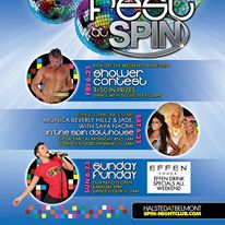 CELEBRATE PRIDEFEST WEEKEND AT SPIN