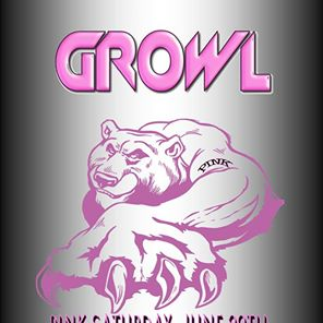 GROWL -  OFFICIAL BEARWWW PINK SATURDAY BEAR PARTY!