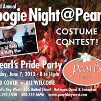 2nd Annual Pride Boogie Nights Disco Party