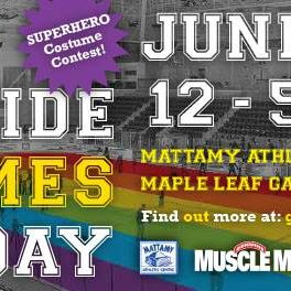 PRIDE GAMES DAY